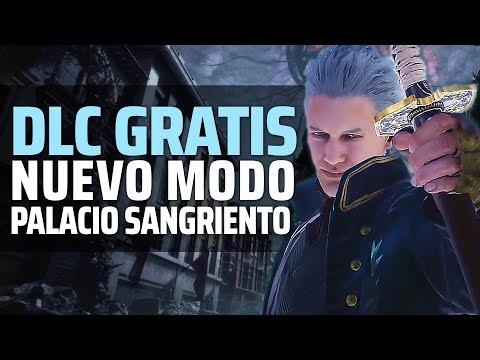 DEVIL MAY CRY 5 | NUEVO DLC GRATIS El Palacio Sangriento | Toda la Información ¿Es Multijugador? thumbnail