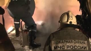 В Благовещенске горел подвал пятиэтажки: огнеборцы спасли 11 ...