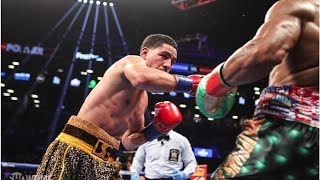 Danny Garcia dominates Adrian Granados for seven rounds in knockout victory
