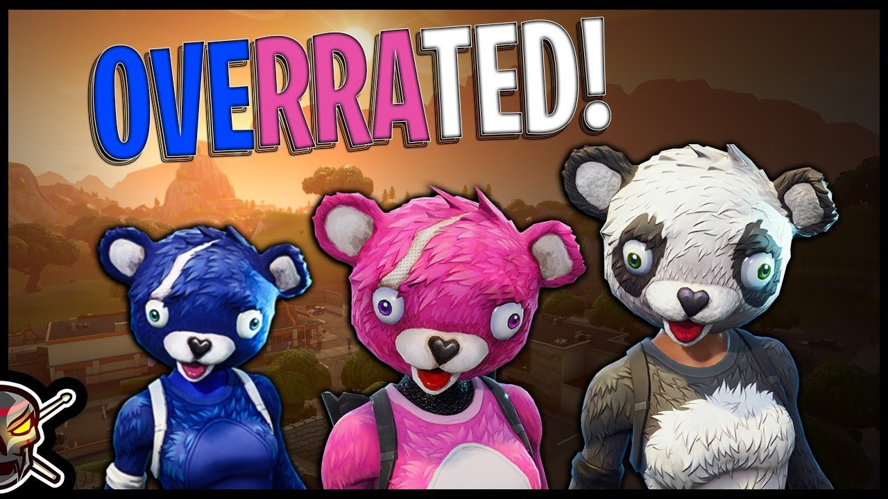 panda fireworks cuddle team leaders are overrated fortnite youtube