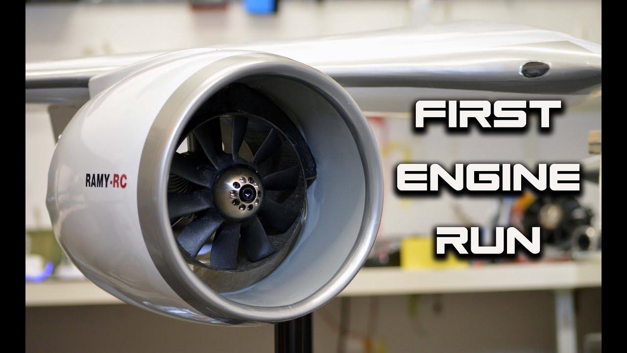 T 9 Jet Engine