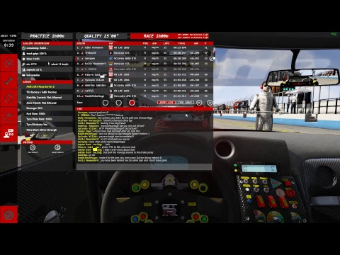 ACRL S8R2 Split 2 Donington