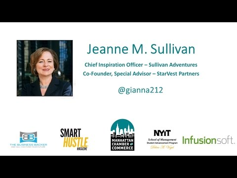 MCC Access to Capital: Jeanne M. Sullivan of StarVest Partners