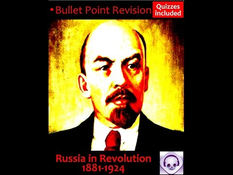 The Russian Civil War Revision