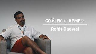 "GO-JEK  X APMF 2018 - ""Overcoming Challenges in Mobile Marketing"""