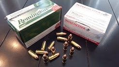 Best Bulk FMJ Ammo : Remington UMC vs. Winchester White Box
