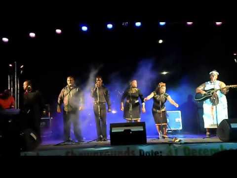 LUSANDA SPIRITUAL GROUP-LIVE IN FICKSBURG 2012