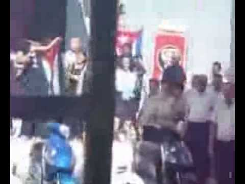 Cuban Government-instigated intimidation