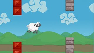 INTRODUCING JUMPY SHEEP