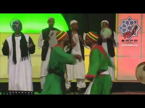 Sudanese Chanting Group - Sydney Mawlid 2015