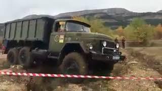 УРАЛ VS ЗИЛ 131 VS ГАЗ 66