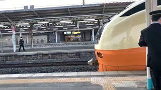 E653系 臨時快速 郡山発車シーン(上り)