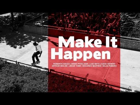 Alfa   Make it Happen - Full Video