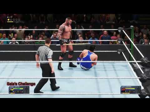 WWE 27 February 2020 - OMG Roman Reigns Destroyed By Bobby Lashley.