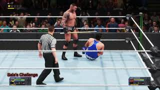 WWE 26 February 2020 - OMG Roman Reigns Destroyed By Bobby Lashley.