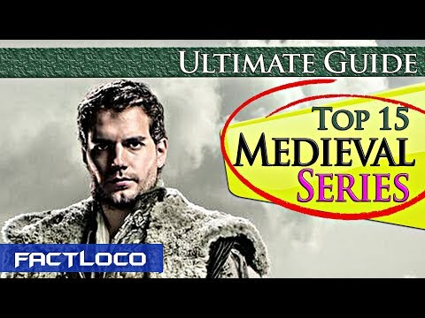 15 Best MEDIEVAL TV Series (2018) - MUST Watch TV Shows!
