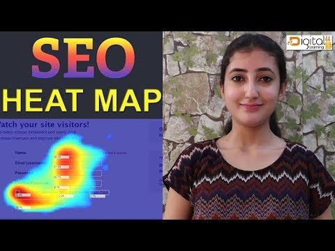 HEAT MAP | Google Heat Map SEO - Data Analysis Software ( Hindi SEO Tutorials )