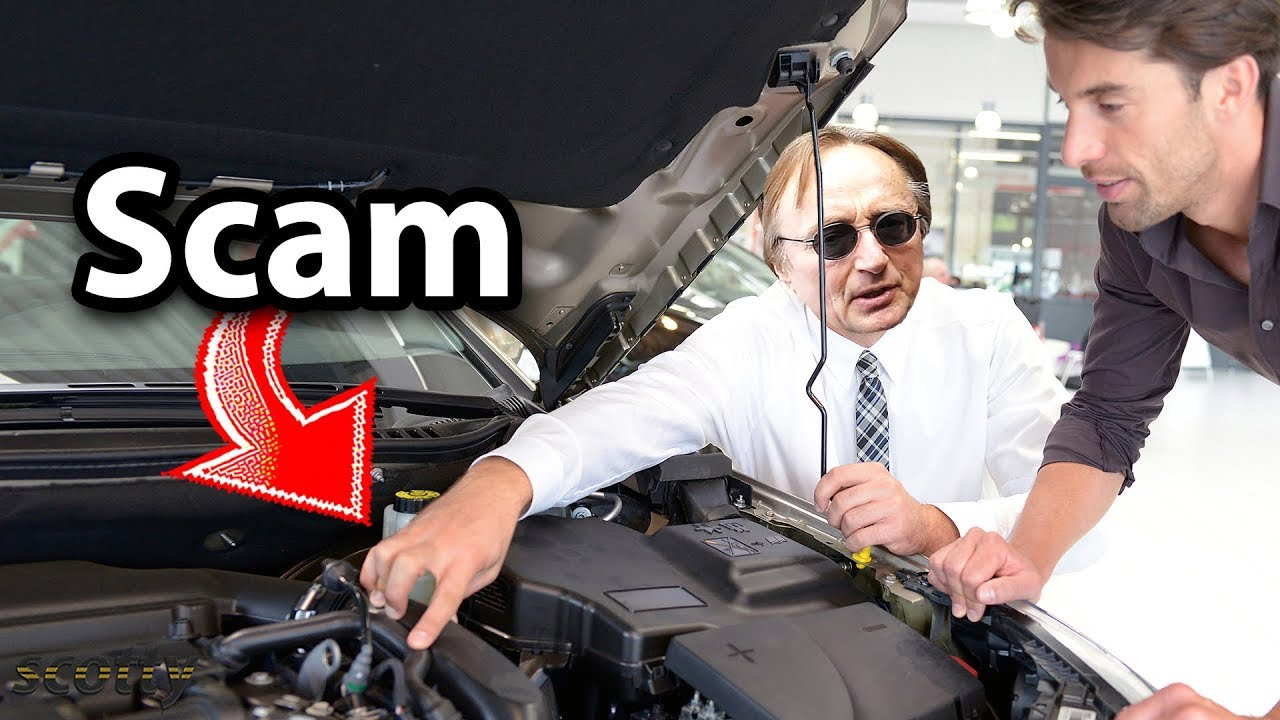 Here's How Car Dealerships are Scamming You