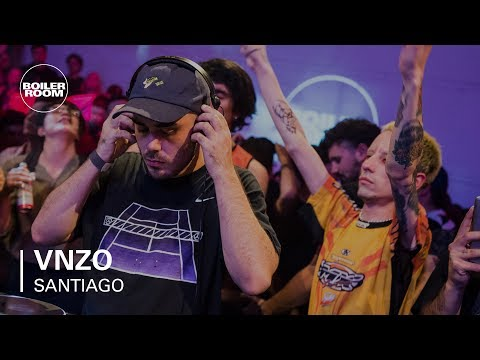 VNZO Acid Mix | Boiler Room BUDx Santiago