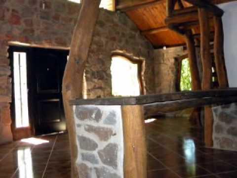 En venta casa tipo caba a en el volc n provincia de san for Fabricacion de bares de madera
