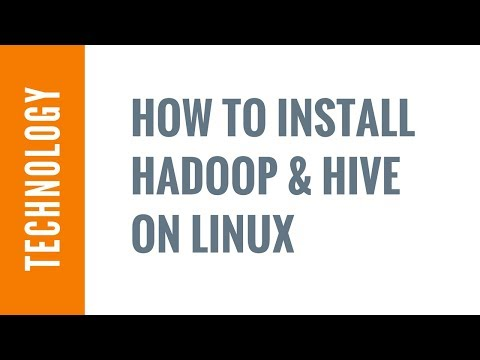 Apache Hadoop & Hive Installation-examples on Linux