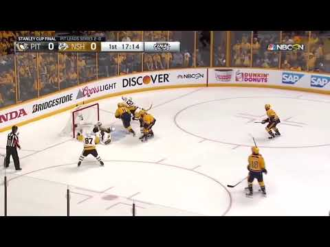 Pittsburgh Penguins 2017 Stanley Cup -feel invincible