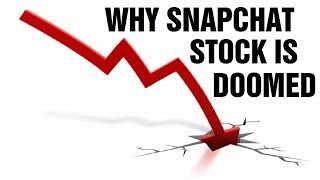 Why the Snapchat Stock IPO is Doomed