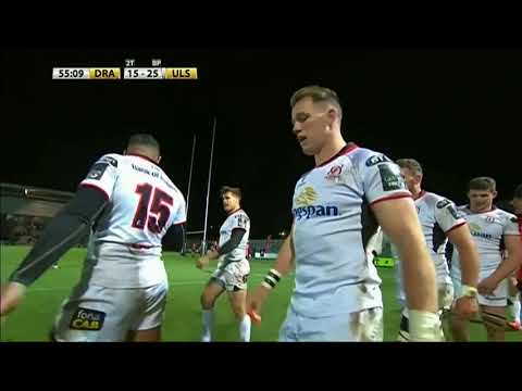 Guinness PRO14 Round 10 Highlights: Dragons v Ulster Rugby