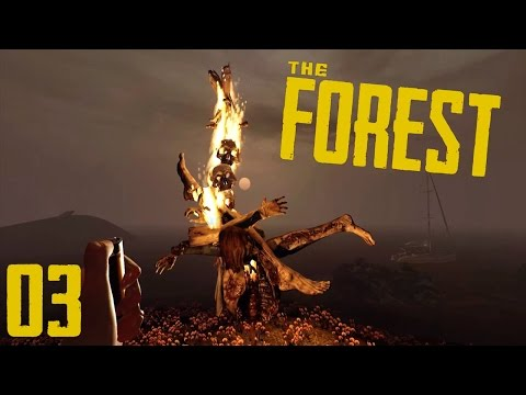 ON MANGE DES HUMAINS ! | The Forest ! #Ep3