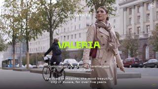 Moskvichi - Valeria Tvorogova, customer service ag...