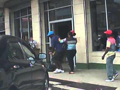 Robbery In Guyana Regent Street