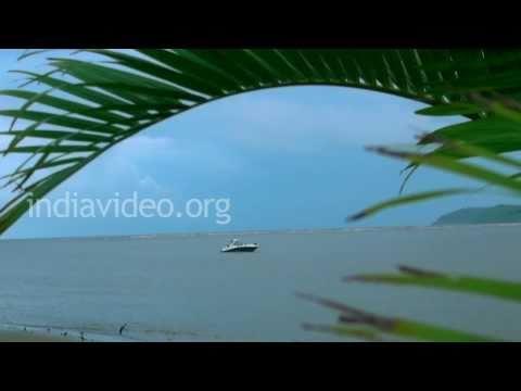 Pier near Kala Academy, Goa