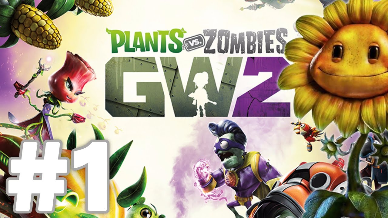 Plantes vs zombies garden warfare 2 episode 1 en fran ais for Plante vs zombie garden warfare 2