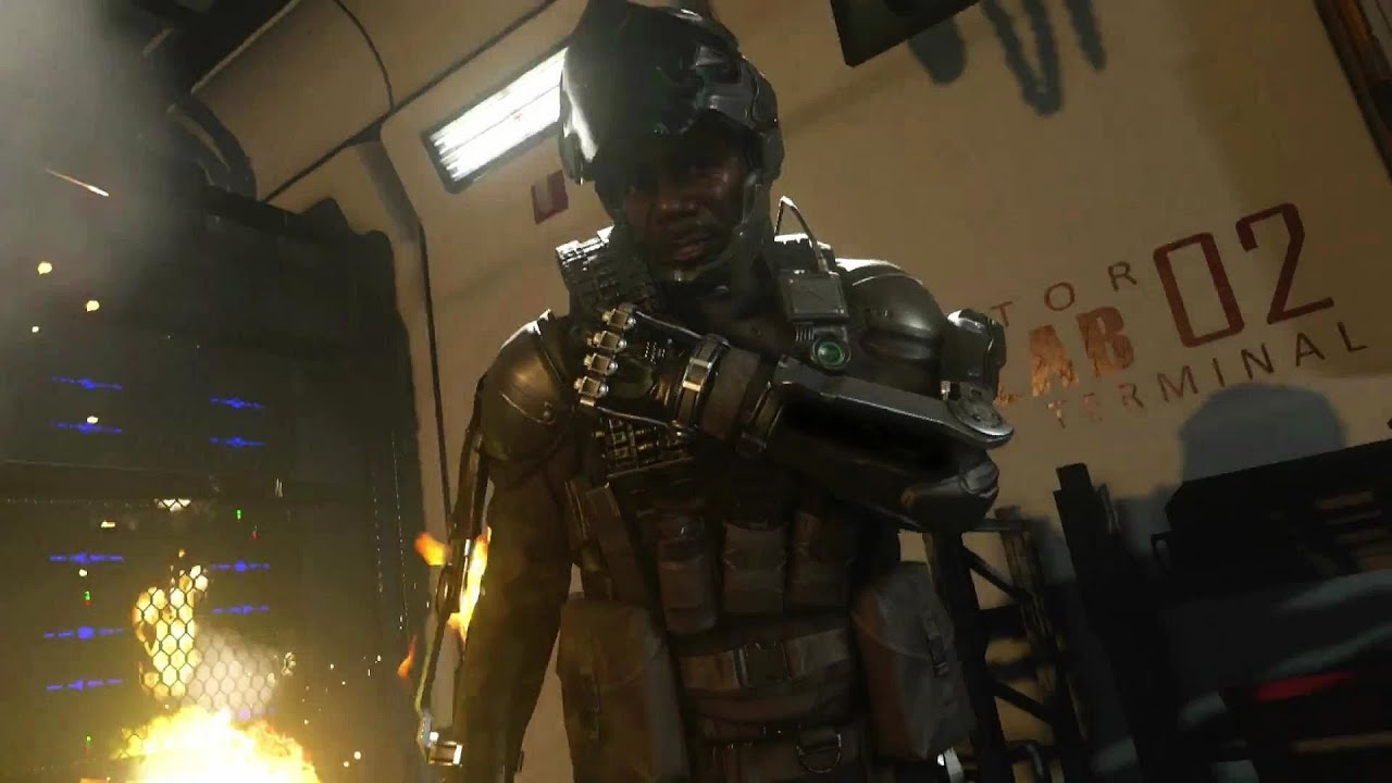 Call of Duty: Advanced Warfare - Deutscher Trailer zum