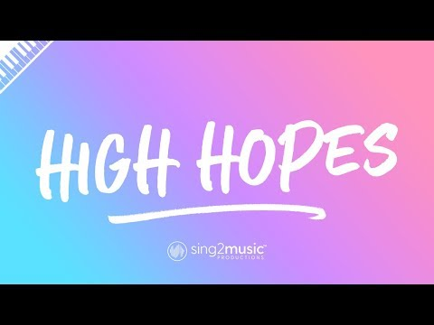 High Hopes (Piano Karaoke Instrumental) Panic! At The Disco