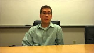 Meet Sam,  Senior Informatics Scientist and Bioinformatics Alumni