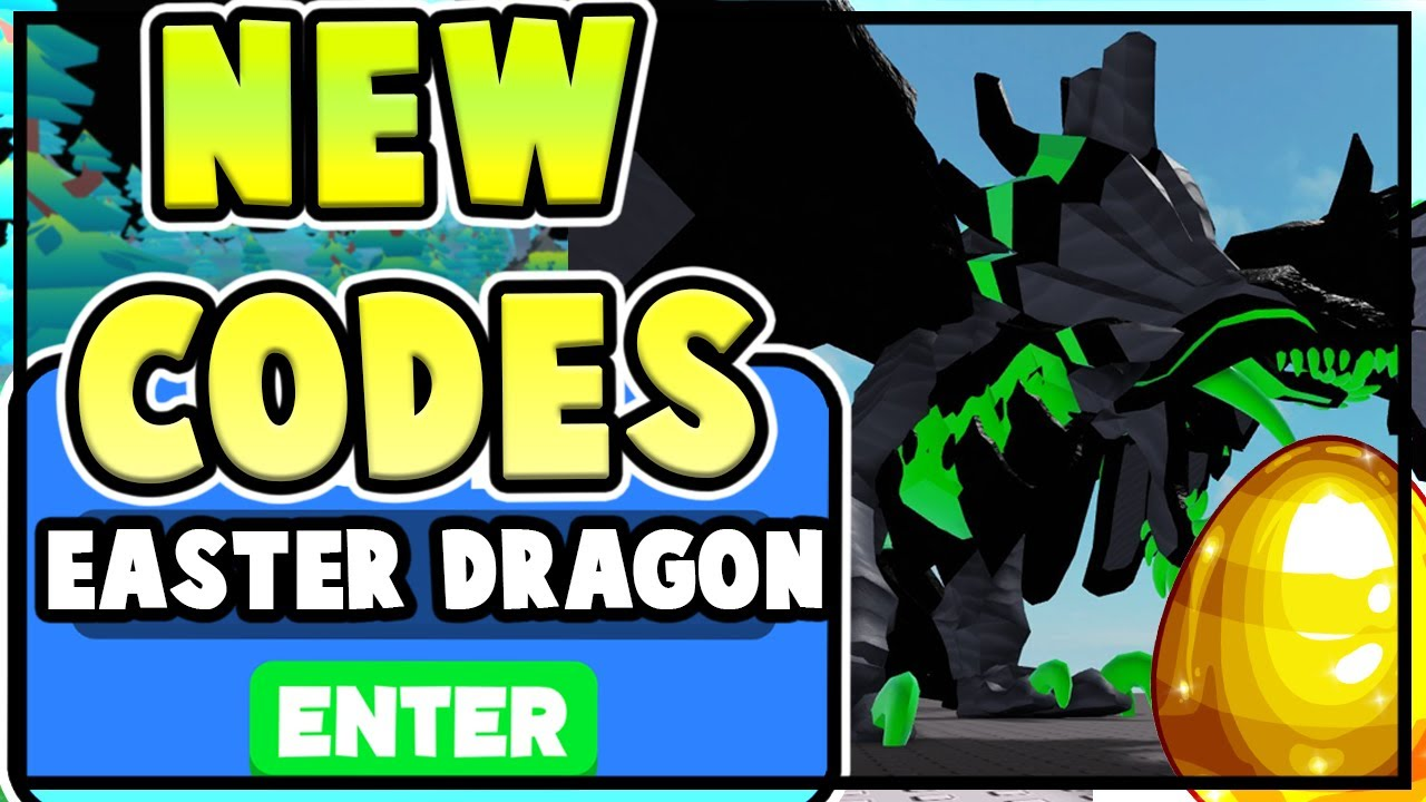 New Dragon Adventures Codes Free Easter Dragon And Eggs All
