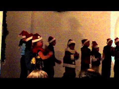 Villa Maria Teresa - Christmas 2010 - Kindergarten Program - Act II