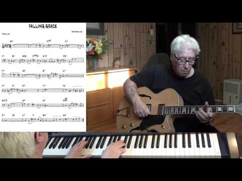 Falling Grace - Jazz guitar & piano cover ( Steve Swallow )Yvan Jacques