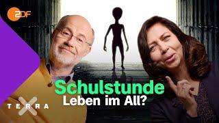 Live Schulstunde | Gibt es Leben im All? | Terra X | Dr. Cecilia Scorza-Lesch & Prof. Harald Lesch
