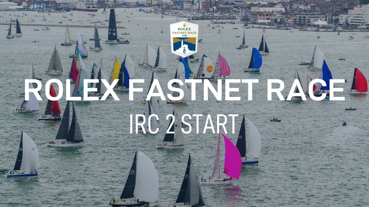 Rolex Fastnet 2019 | IRC 2 Start