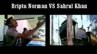 BRIPTU NORMAN VS SAHRUL KHAN