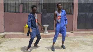 flowking stone ft Cabum-Electric dance by Supreme dancers