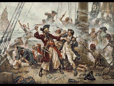 Prawdziwa historia Piratów z Karaibów