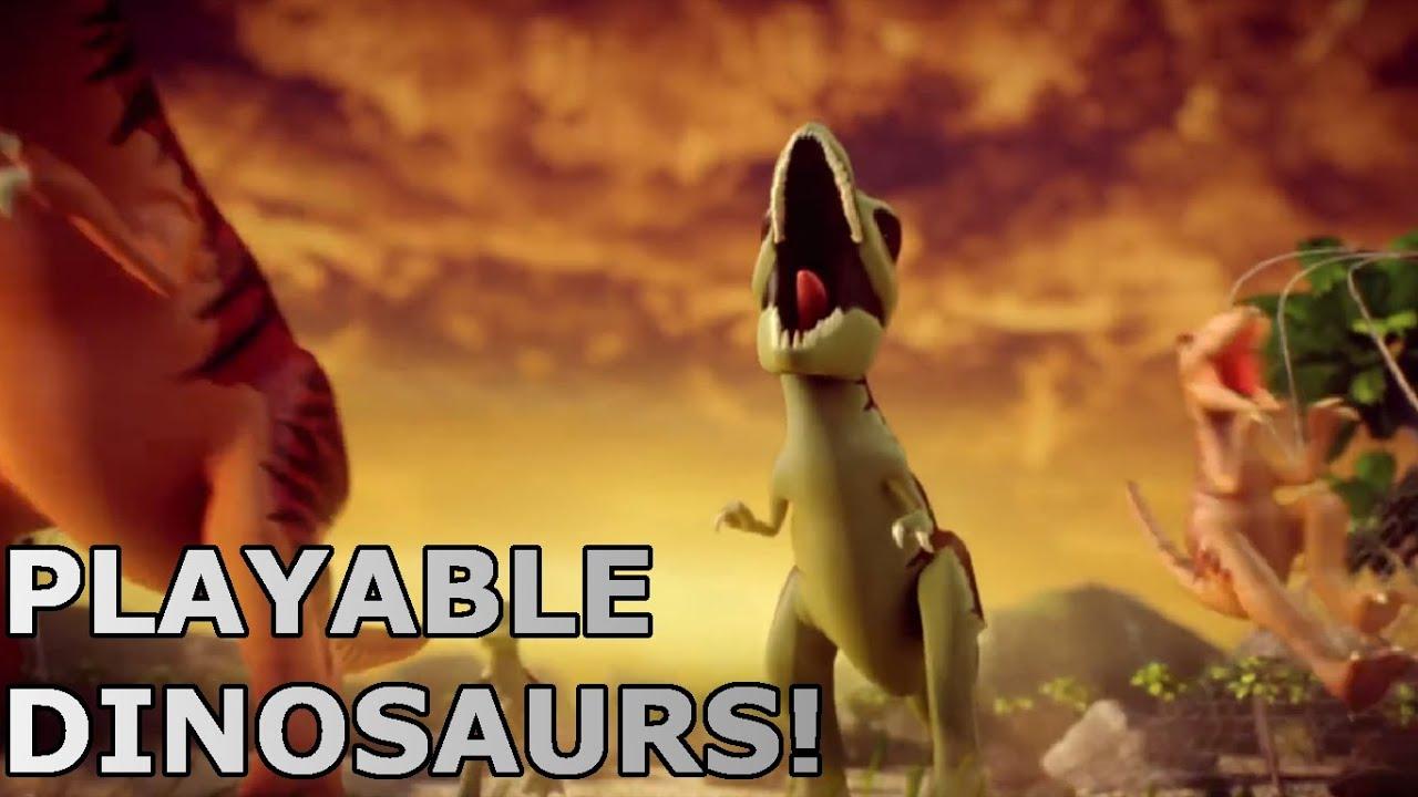Lego Jurassic World The Video