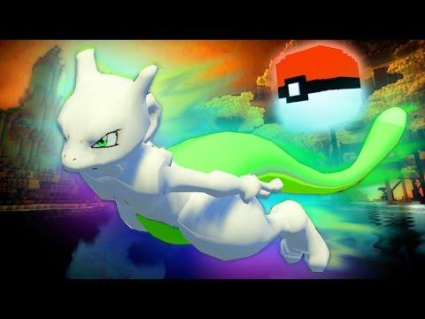 "Minecraft Pixelmon Lucky Block Island - ""MEWTWO'S SPICY SAUNA!"" - (Minecraft Pokemon Mod)"