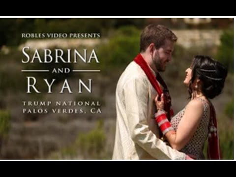 Sabrina Arora & Ryan Thissen - Cinematic Wedding Day Highlights (Hindu/Christian)