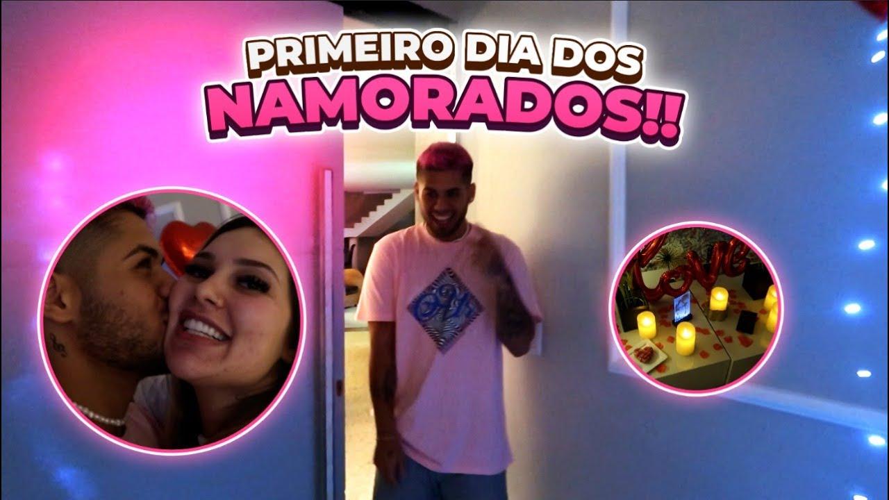 FIZ UMA SURPRESA DE DIA DOS NAMORADOS PRO ZÉ!!