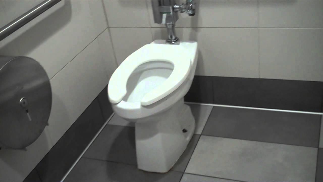 TOTO Fixtures At McDonalds YouTube - Toto bathroom fixtures