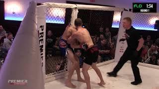 Premier MMA Championship 6 David Rankin vs Jake Kools Title Fight